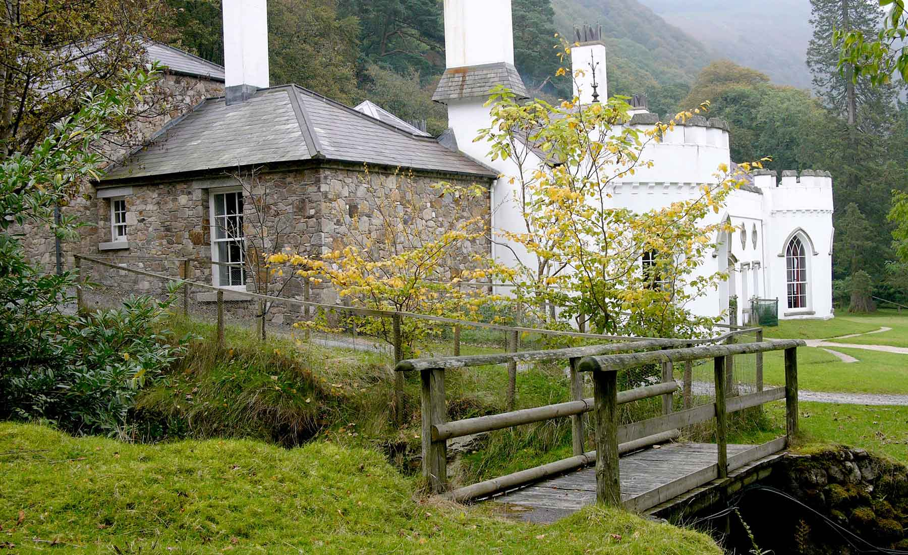 Luggala Lodge